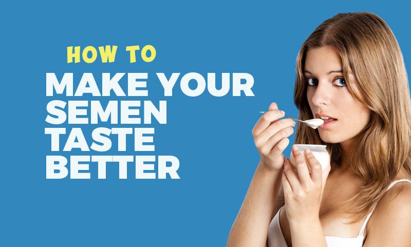 How To Make Semen Taste Better-8857